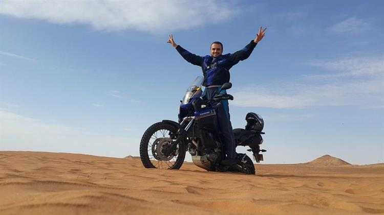 The motorcycle world in pictures: Algeria